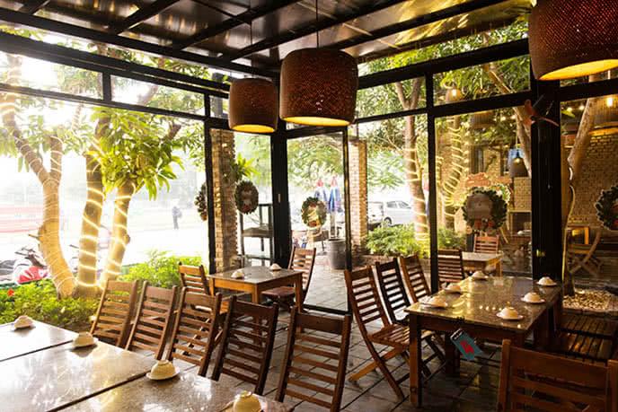 Chết ngất với nhà hàng có không gian đẹp ở Hà Nội 1