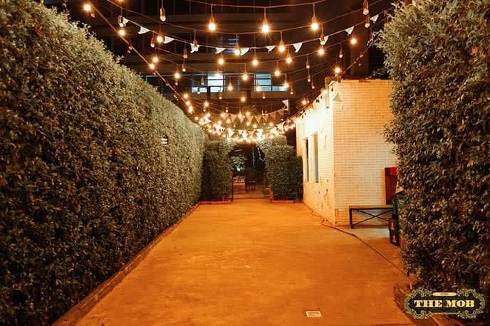 Những nhà hàng có không gian xanh 19