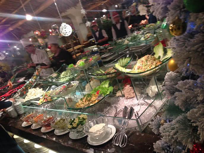 Nhà hàng hải sản L'annam Buffet 1