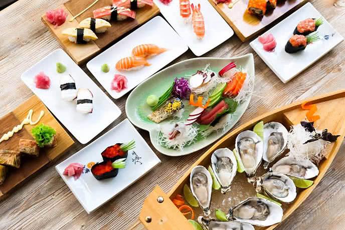 Mách bạn 10 nhà hàng Nhật Bản ngon, nổi tiếng tại TpHCM ảnh 1