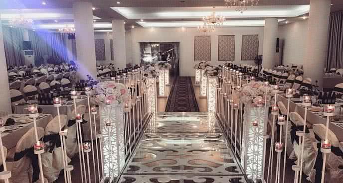 5 lý do để bạn tổ chức tiệc cưới tại nha hàng nam sơn 1