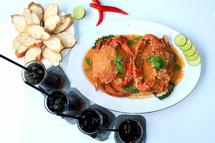 Tổng hợp quán ăn ngon Sài Gòn dưới 165k tại Sài Gòn 2