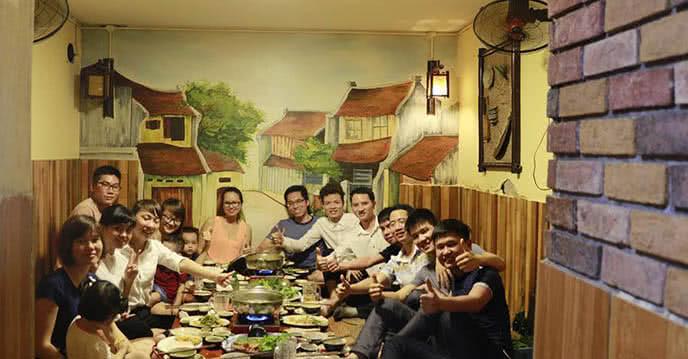 Nhà hàng Quán Xưa ảnh 1