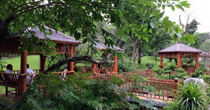 nhà hàng sashimi bbq garden nhật bản 3