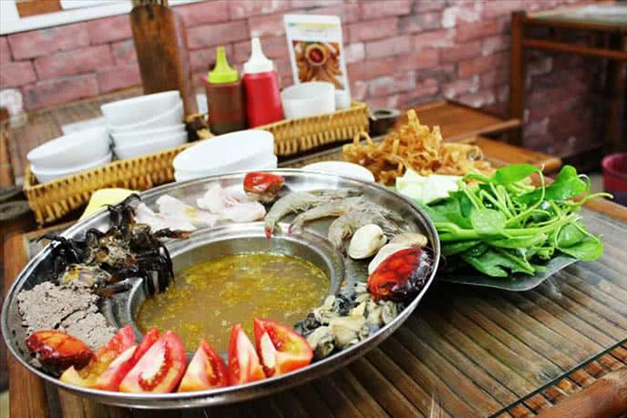 Top 10 quán hải sản ngon ở Quận 1 thành phố Hồ Chí Minh ảnh 4