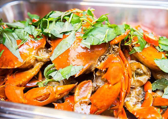 Top 10 nhà hàng buffet hải sản ngon, rẻ, chất ở Sài Gòn ảnh 7