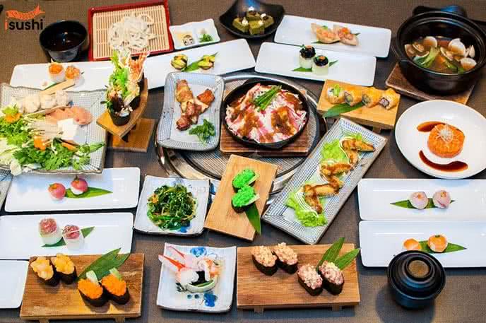 Top 10 Nhà Hàng Buffet Nhật Bản Ngon Nhất TpHCM ảnh 2