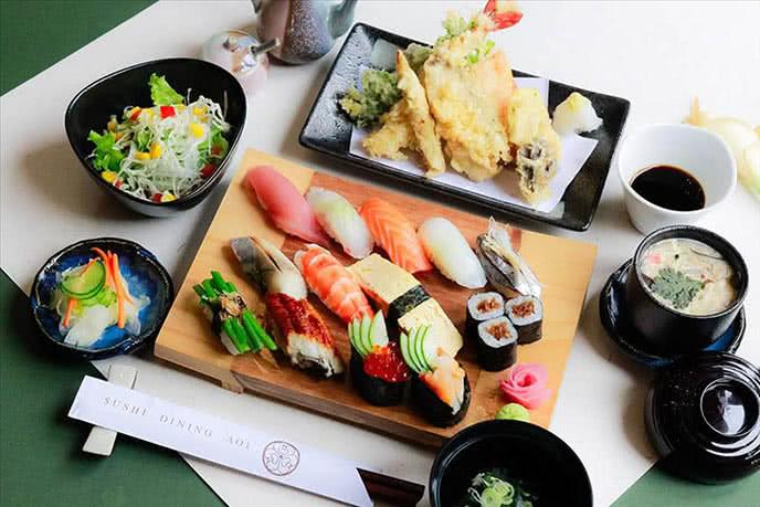 Top 10 nhà hàng buffet sushi ngon nhất ở Sài Gòn ảnh 1