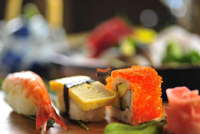 Top 10 nhà hàng buffet sushi ngon nhất ở Sài Gòn ảnh 2