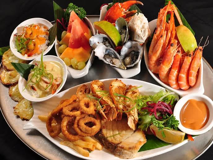 Top 10 nhà hàng buffet món Âu ngon nhất ở TpHCM ảnh 2