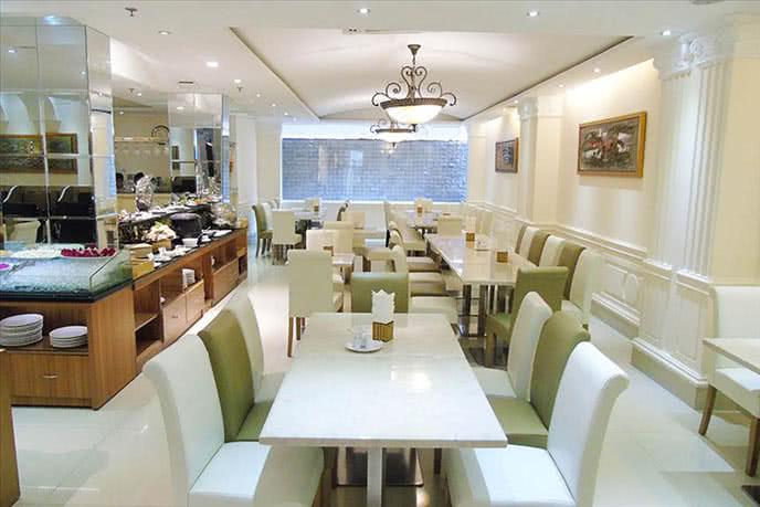 Top 10 nhà hàng Âu ngon, nổi tiếng nhất Sài Gòn ảnh 1