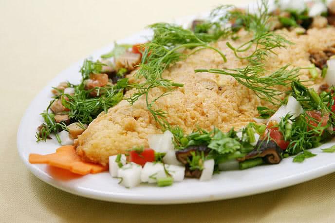 Top 10 nhà hàng chay ngon nổi tiếng, được yêu thích nhất ở Hà Nội ảnh 2