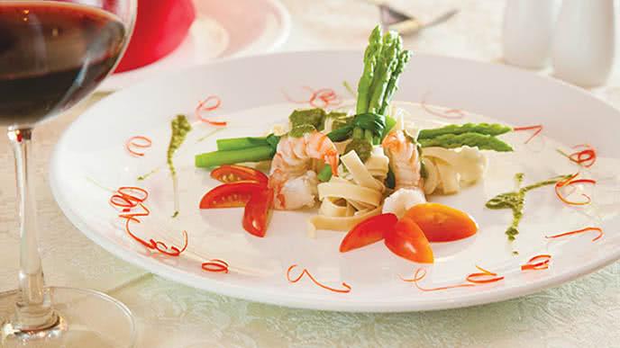 Top 10 nhà hàng nổi tiếng ở TPHCM, mang đậm hương vị của Ý 10