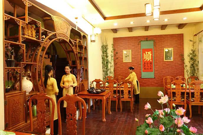 Top 10 quán chay ngon rẻ, được yêu thích ở Hà Nội 2