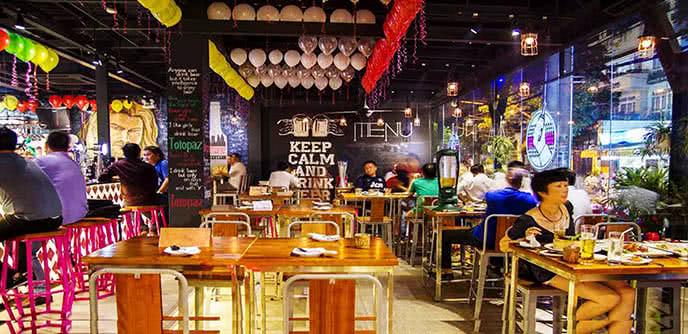 Top 20 beer club nổi tiếng, sôi động nhất ở Sài Gòn ảnh 19