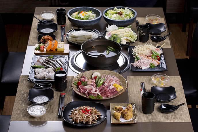 nhà hàng buffet ngon hà nội 10