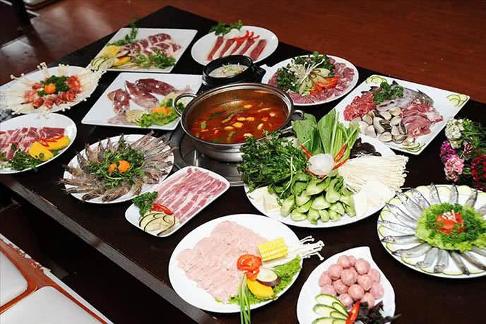 nhà hàng buffet ngon hà nội 16