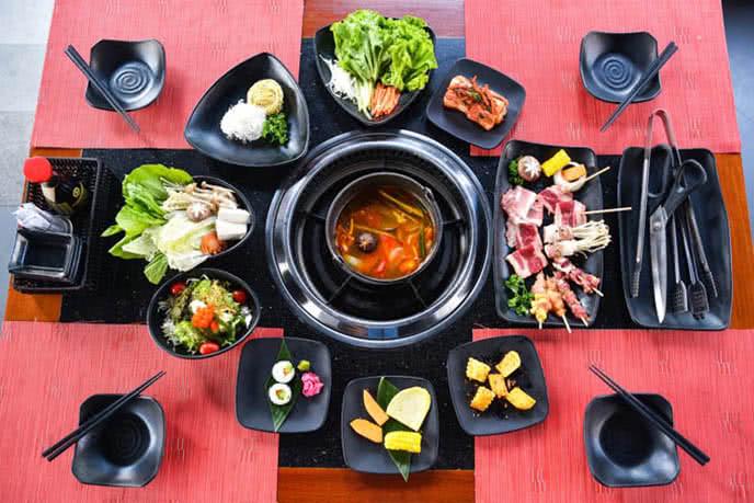 buffet lẩu nướng hà nội 3