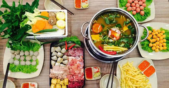 Top quán nhà hàng lẩu Thái ngon chuẩn ở Hà Nội ảnh 1