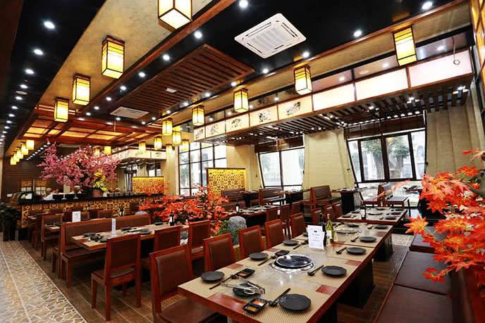 Top nhà hàng đẹp nhất ở Hà Nội có trong hệ thống PASGO ảnh 8