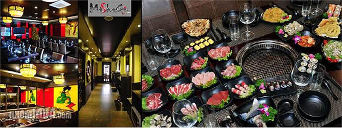 Top nhà hàng Nhật Bản ngon, rẻ và đông khách ở Hà Nội ảnh 1