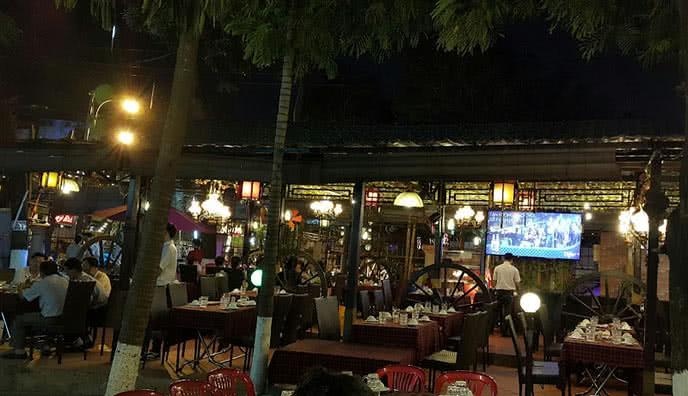 Top nhà hàng sân vườn nổi tiếng nhất quận 10 ảnh 5
