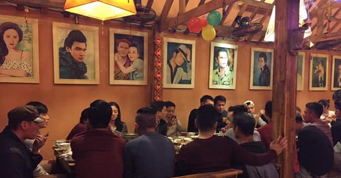 Top các quán nhậu ngon, rẻ, đông khách ở Hà Nội (P2) 4
