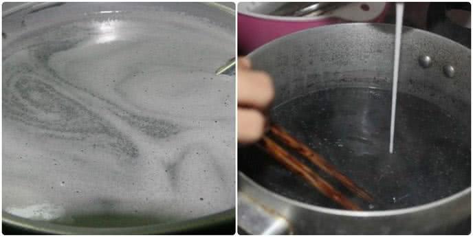 cách nấu chè mè đen ảnh 4