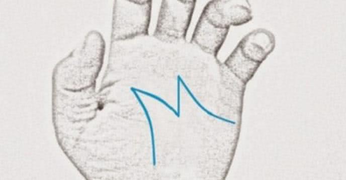 Xem chỉ tay chữ M đoán vận mệnh giàu sang phú quý ảnh 1