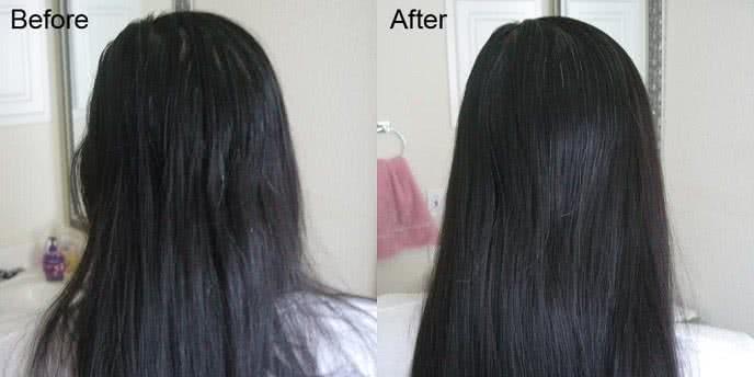 cách trị rụng tóc từ bia ảnh 2
