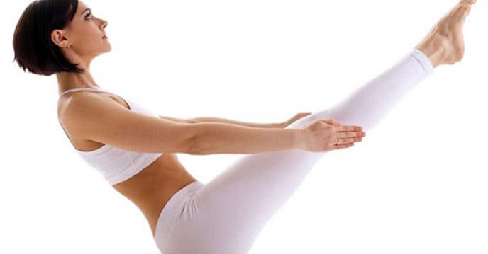 Bài tập yoga giúp giảm mỡ bụng nhanh chóng chỉ 6 phút mỗi ngày ảnh 2