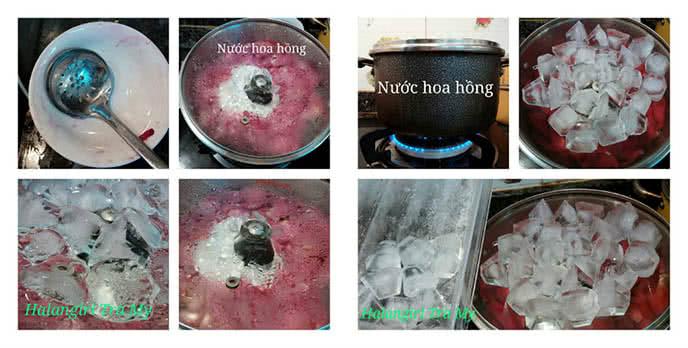 Tự làm nước hoa hồng tại nhà chỉ tốn vài chục nghìn ảnh 2