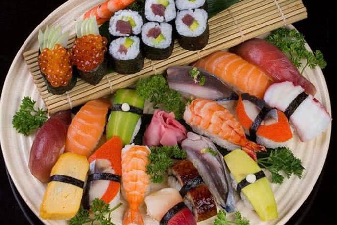 buffet sushi hà nội 1