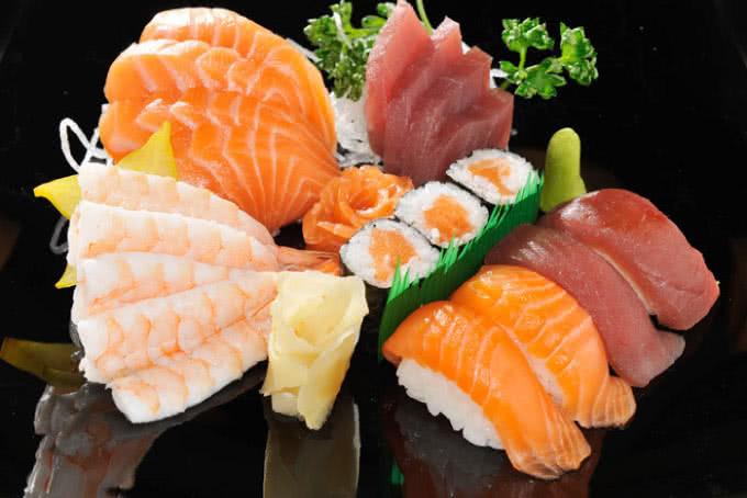 Sushi và Sashimi 8