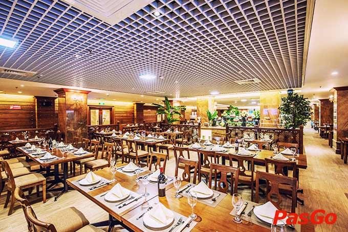 Top 10 nhà hàng tổ chức, đặt tiệc 20/10 lý tưởng nhất ở Hà Nội5
