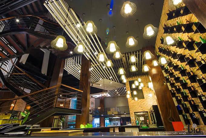 Top 10 nhà hàng tổ chức, đặt tiệc 20/10 lý tưởng nhất ở Hà Nội1