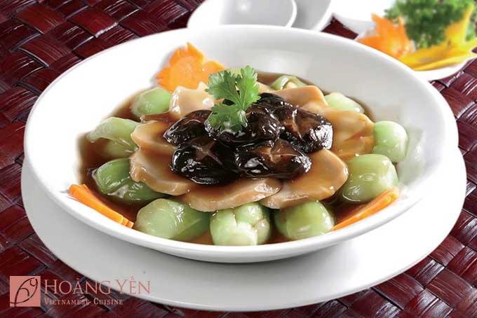 chuỗi nhà hàng hoàng yến cuisine4