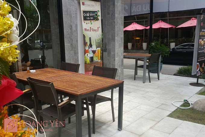 chuỗi nhà hàng hoàng yến cuisine13