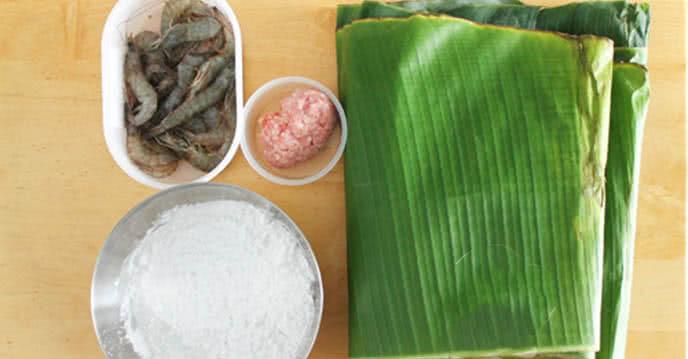 Cách làm bánh bột lọc 1