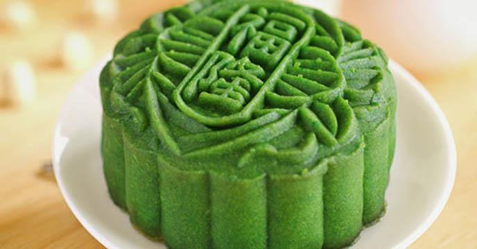 Cách làm bánh dẻo trà xanh 1