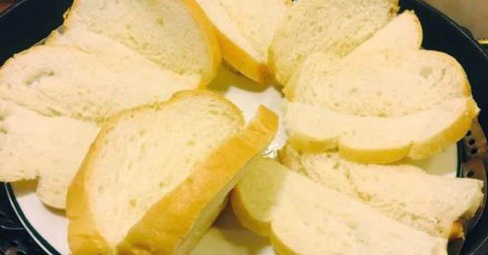 Cách làm bánh mỳ hấp thịt 5