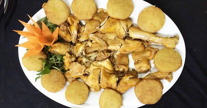 Cách làm dạ dày hầm tiêu xanh, món ăn nhà hàng đồng đội quán
