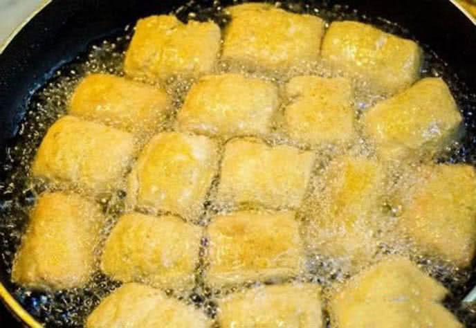 Cách làm đậu hũ chiên sả ớt - đậu hũ thuận phong 2