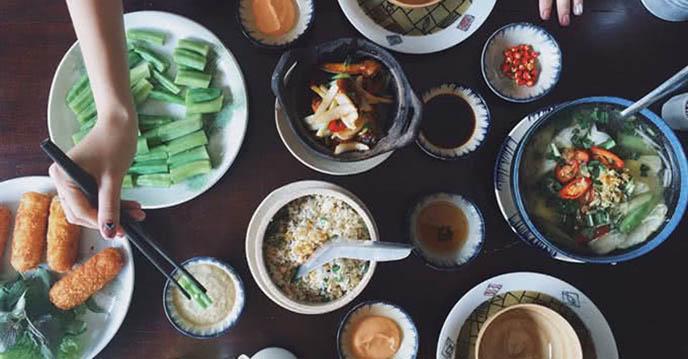 Cách làm đậu phụ rán tẩm hành - món ăn nhà hàng Quán bụi