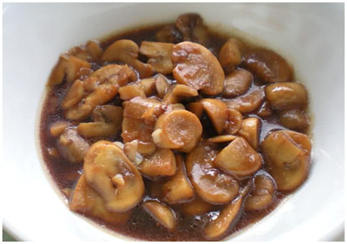 Nấm kho chay - Cách làm nấm kho chay