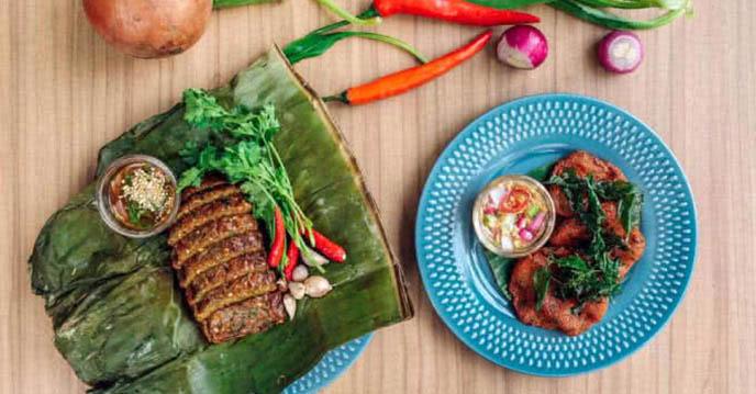 Cách nấu chè khoai môn nức cốt dừa - nhà hàng Somtum Der