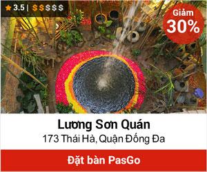 quảng cáo  nhà  hàng , ẩm  thực, PasGo.vn