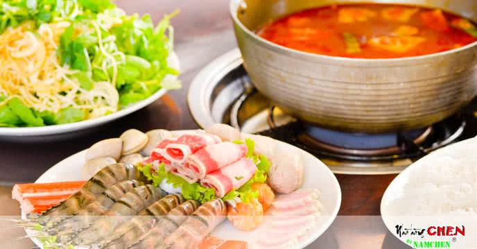 nhà hàng chen by namchen lẩu thái 1