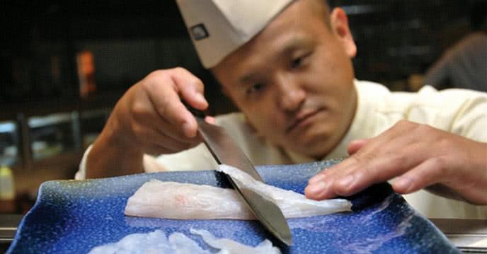 nhà hàng chen by namchen sashimi 1