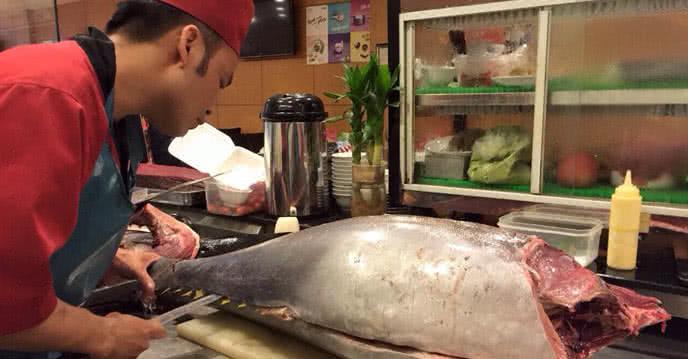 nhà hàng chen by namchen sashimi 2